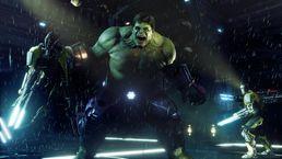 скриншот MARVEL Avengers 3