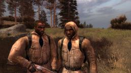 скриншот S.T.A.L.K.E.R.: Call of Pripyat 0