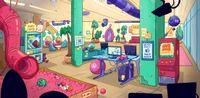 скриншот Leisure Suit Larry - Wet Dreams Don't Dry 5