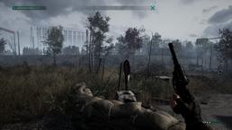 скриншот Chernobylite 1