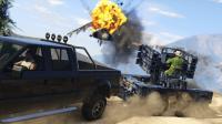 скриншот Grand Theft Auto V 5