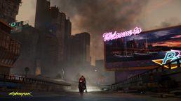 скриншот Cyberpunk 2077 14