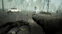 скриншот Into the Radius VR 1