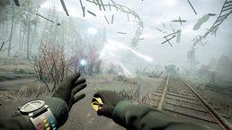 скриншот Into the Radius VR 3
