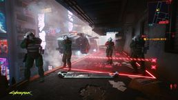 скриншот Cyberpunk 2077 0