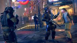скриншот Watch Dogs Legion 4