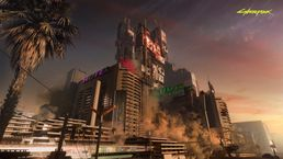 скриншот Cyberpunk 2077 7