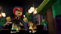 скриншот Minecraft: Story Mode - A Telltale Games Series 3