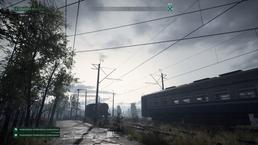 скриншот Chernobylite 4