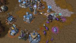 скриншот Warcraft III: Reforged 1