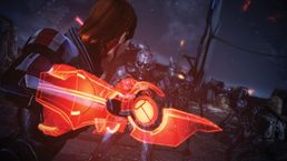 скриншот Mass Effect Legendary Edition 3