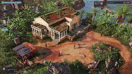 скриншот Jagged Alliance 3 0