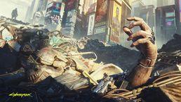 скриншот Cyberpunk 2077 2