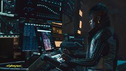 скриншот Cyberpunk 2077 12